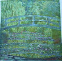 "#Monet ""Japanese Bridge""#"