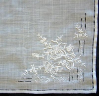 #White Embroidery#